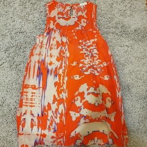 Everly sleeveless summer dress